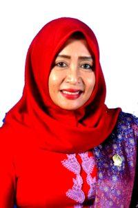 Hj. Endrianingsih Yunita, SP