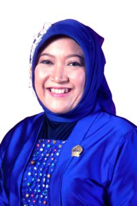 Hj. Kartina Sukawati, SE, MM