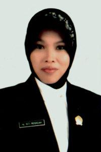Hj. Siti Rosidah
