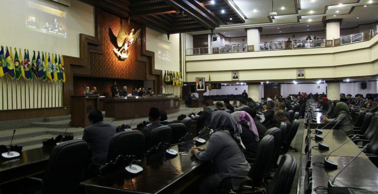 Bambang Haryanto Ketua Pansus Tata Tertib DPRD