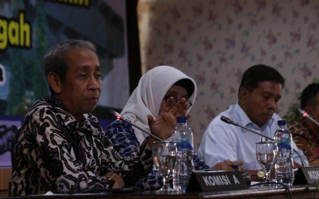 Komisi A Fokus Penataan Aset Pemprov Jateng