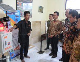 Dewan Pantau Penanganan Bencana di Banjarnegara