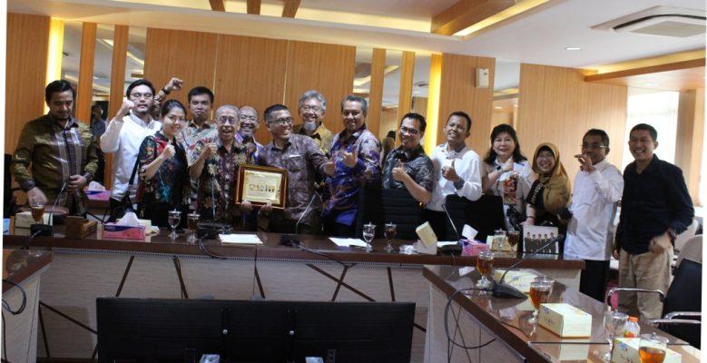 DPRD Jakarta Belajar Sistem Aplikasi di Jateng
