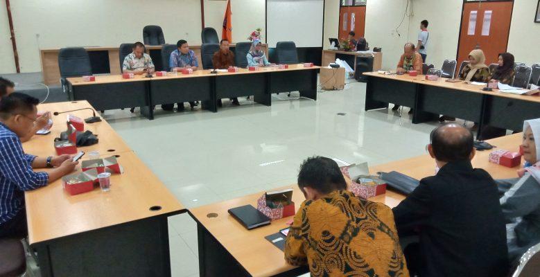 Pahami Dana Cadangan Pilkada ke KPU Banten