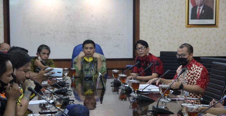 DPRD Terima Aspirasi LSM GMBI Jateng