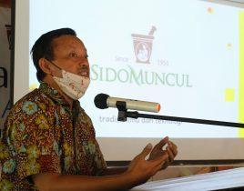 Komisi E : Dewan Dorong Industri Herbal Lakukan Riset Covid-19