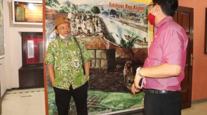 Pelajari Pelestarian Cagar Budaya ke 'Kerajaan Majapahit' di Trowulan
